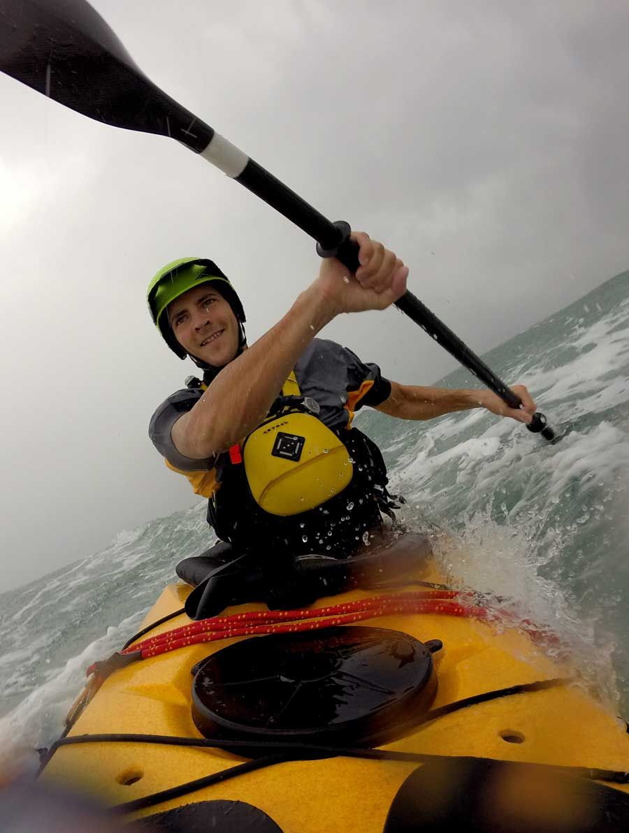 Certified Paddle Guide—Jake Taylor