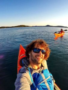 Owner, Founder, and Certified Paddle Guide—Mladen Hanzir