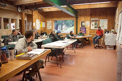 WFR Classroom Sessions Peak and Paddle Croatia 2019 Courses